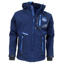 CANADIAN PEAK bunda pánská softshell TRABENDO MEN 005
