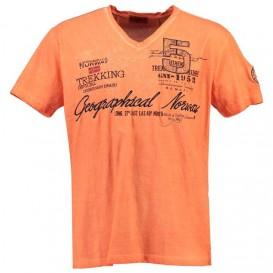 GEOGRAPHICAL NORWAY tričko pánské JAPOLITAIN