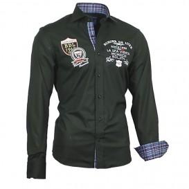 BINDER DE LUXE košile pánská 81103 s dlouhým rukávem