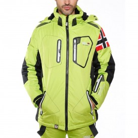 GEOGRAPHICAL NORWAY bunda pánska lyžiarska WARRIOR MEN zimná