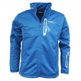 GEOGRAPHICAL NORWAY bunda pánská TREASURE funkční softshell DRY - TECH 4000