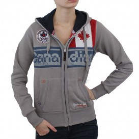 CANADIAN PEAK mikina dámská FLASHY
