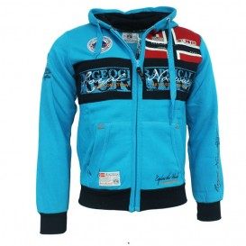 GEOGRAPHICAL NORWAY mikina pánská FLYER MEN