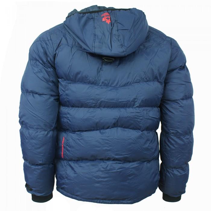 CANADIAN PEAK zimná bunda pánska CATEROL prešívaná - WALKHARD.CZ ... 40d183674d2