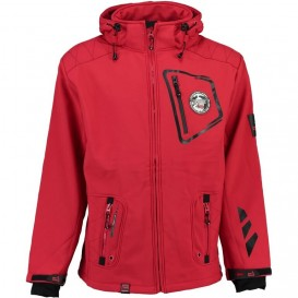 GEOGRAPHICAL NORWAY bunda pánská softshell TELEPHERIQUE DRY TECH 5000