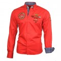 BINDER DE LUXE košile pánská 82104 s dlouhým rukávem