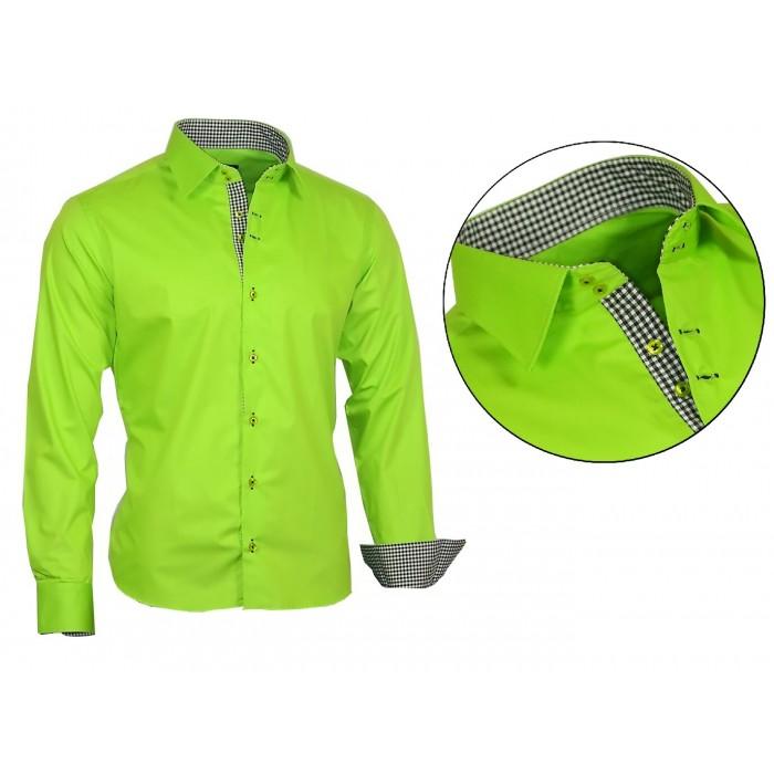 7bdac7d174f BINDER DE LUXE košile pánská 80710 s dlouhým rukávem - WALKHARD.CZ ...