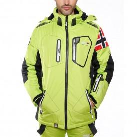 GEOGRAPHICAL NORWAY bunda pánska lyžiarska WARRIOR MEN zimná