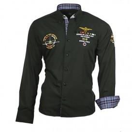 BINDER DE LUXE košile pánská 82101 s dlouhým rukávem