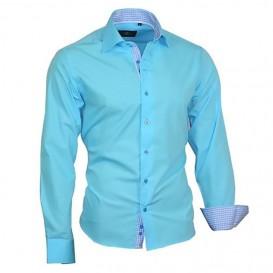 BINDER DE LUXE košile pánská 80709 s dlouhým rukávem