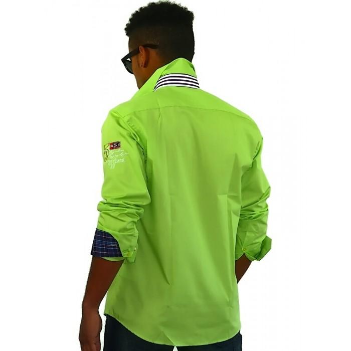 e34f540792d BINDER DE LUXE košile pánská 82103 s dlouhým rukávem - WALKHARD.CZ ...