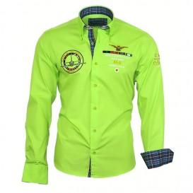 BINDER DE LUXE košile pánská 82103 s dlouhým rukávem