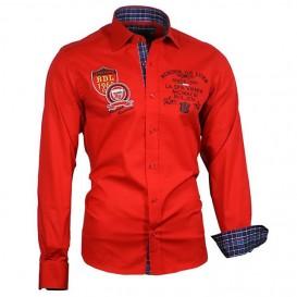 BINDER DE LUXE košile pánská 81104 s dlouhým rukávem