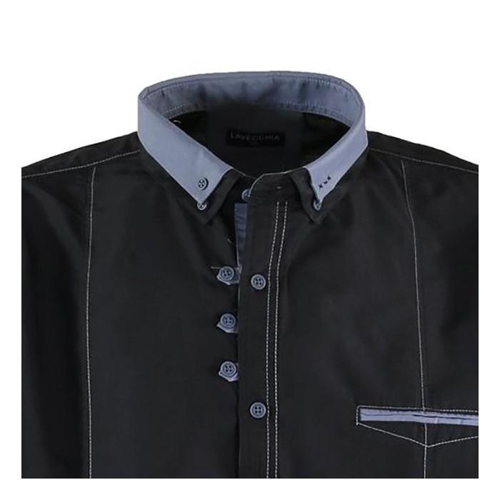4afe742f068 LAVECCHIA košile pánská 1401 nadměrná velikost - WALKHARD.CZ ...