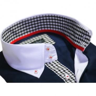 52f8e5178b9 BINDER DE LUXE košeľa pánska 80804 s dlhým rukávom - WALKHARD.CZ ...