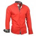 BINDER DE LUXE košile pánská 86007 s dlouhým rukávem paisley