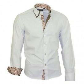 BINDER DE LUXE košile pánská 81711 s dlouhým rukávem paisley