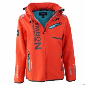 GEOGRAPHICAL NORWAY bunda dámská REVEUSE LADY 007 softshellová