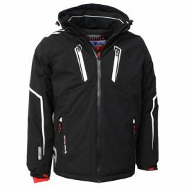 GEOGRAPHICAL NORWAY bunda pánska lyžiarska WARNING MEN 009 zimná
