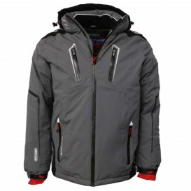GEOGRAPHICAL NORWAY bunda pánska lyžiarska WARNING MEN 009 zimná