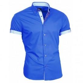 BINDER DE LUXE košile pánská 83310 s krátkým rukávem