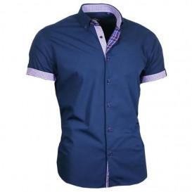 BINDER DE LUXE košile pánská 83312 s krátkým rukávem