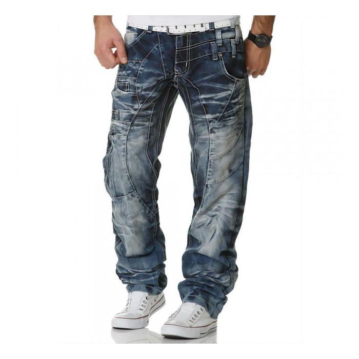 KOSMO LUPO kalhoty pánské KM040 džíny - WALKHARD.CZ - Funkční bundy ... 5feb2de2ee