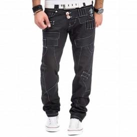KOSMO LUPO kalhoty pánské KM050-1 džíny