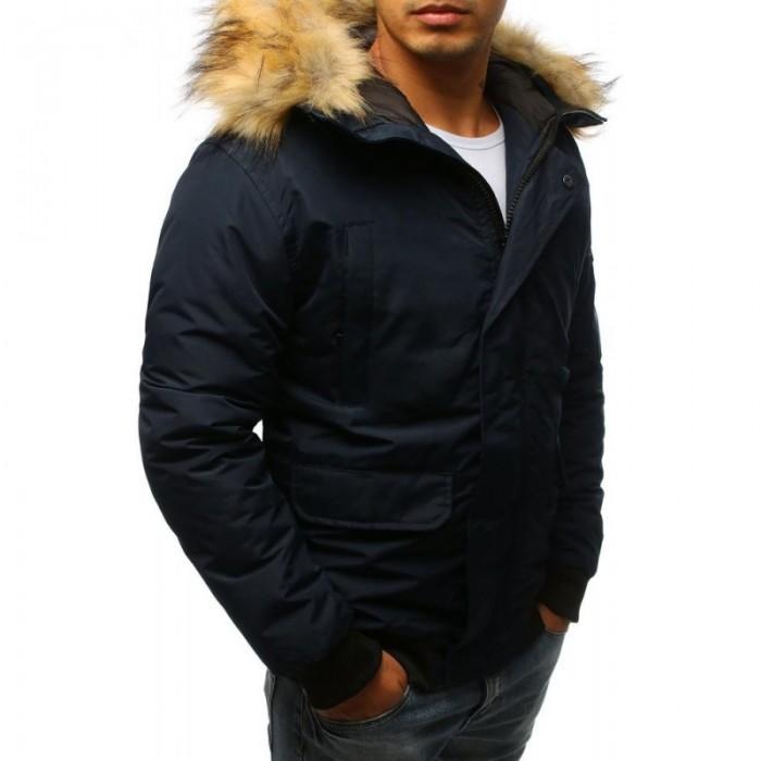 bc376a73f890 DStreet bunda pánská zimní (tx2352) s kožíškem - WALKHARD.CZ ...