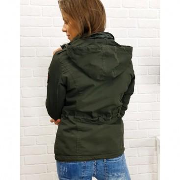 DStreet bunda dámská ORIGINAL SHORT (ty0250)