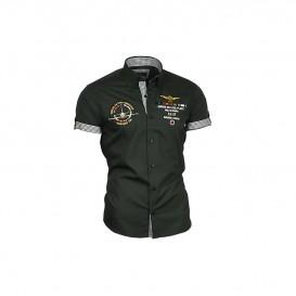 BINDER DE LUXE košile pánská 82607 s krátkým rukávem