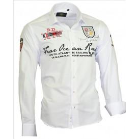 BINDER DE LUXE košile pánská 80502 s dlouhým rukávem