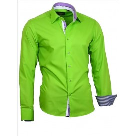 BINDER DE LUXE košile pánská 82708 s dlouhým rukávem