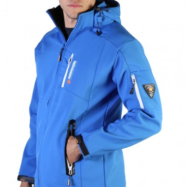 GEOGRAPHICAL NORWAY bunda pánská  TICHRI softshellová