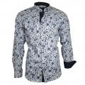 BINDER DE LUXE košile pánská 56591 s dlouhým rukávem paisley