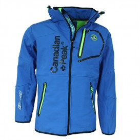 CANADIAN PEAK bunda pánska softshell TACYTE