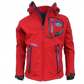 CANADIAN PEAK bunda pánska softshell TRABENDO MEN 005